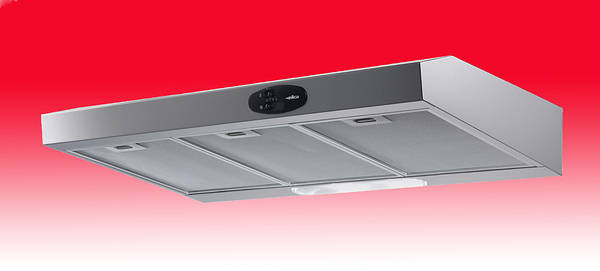 Krea 90cm Hp Lux Cooker Hood Stainless Steel