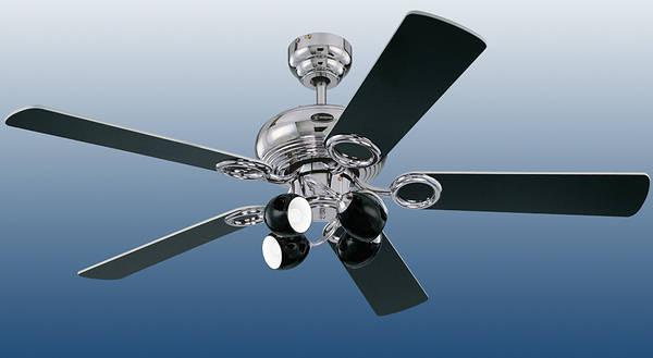 52 Inch Helix Fusion Ceiling Fan