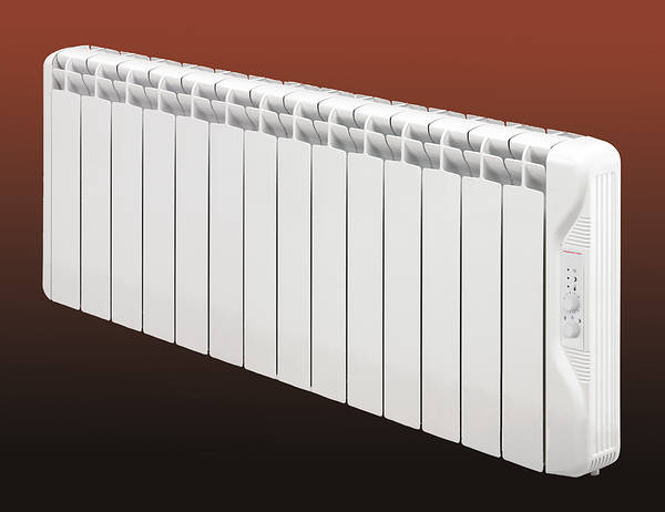 Rfc11e 1 25kw Oil Filled Electric Radiator 24hr Digital