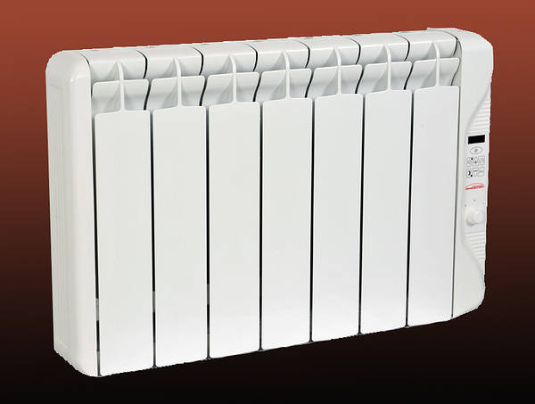 Wall Mounted Oil Filled Radiator >> Elnur Designer Electric Oil Radiator