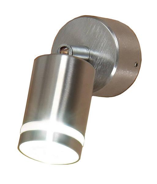 Alpha1 Directional Spot Light 240v Stainless Steel 1 X
