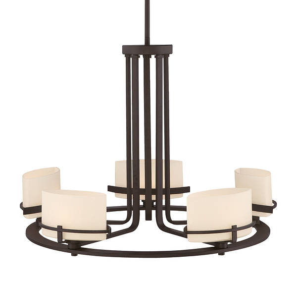 Nolan 5 Lamp Chandelier