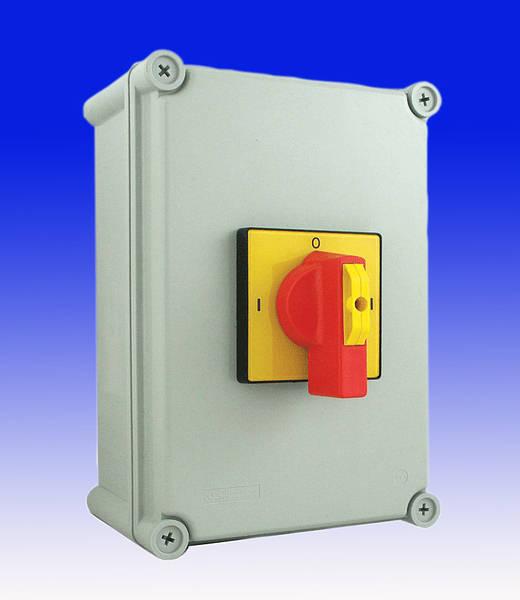 63 Amp Tp Amp N Rotary Isolator Insulated Weatherproof Ip65