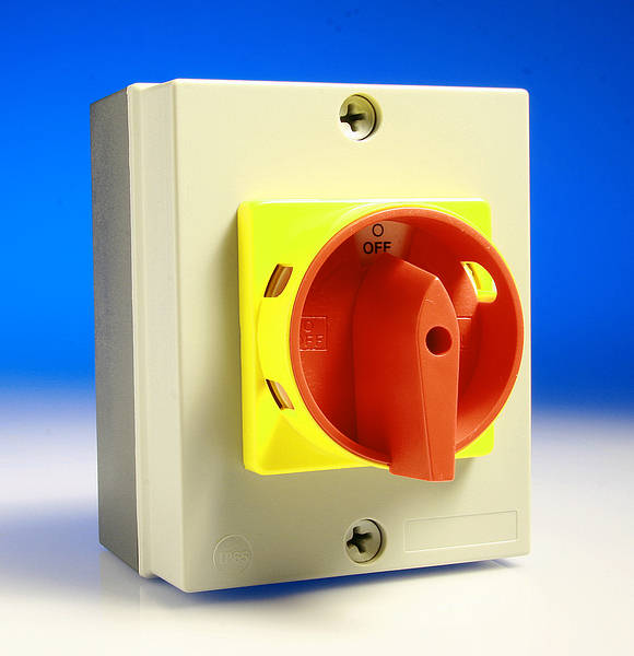 Weatherproof Isolator Switch Ip55 Ip65