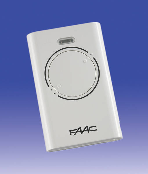 Faac Gate Accessories Remote Controller
