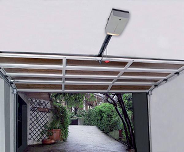 Faac Garage Door Opening Kit