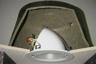 Downlight Intumescent Fire Covers