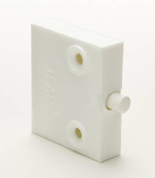 Door Switch Surface Push To Break 1 Amp White