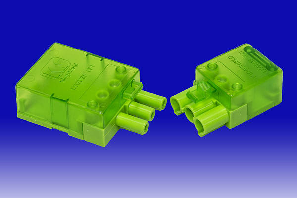 20 x Click Flow connectors lighting junction box