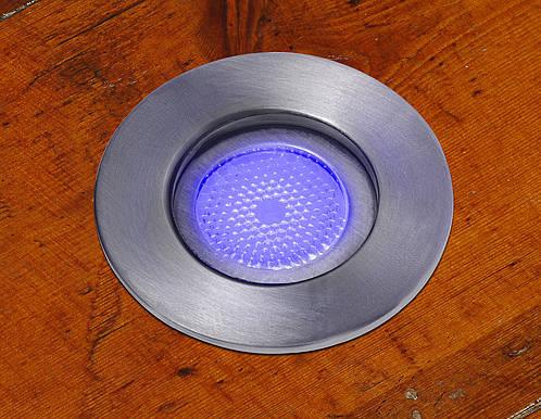 Led Walkover Light 1w Blue
