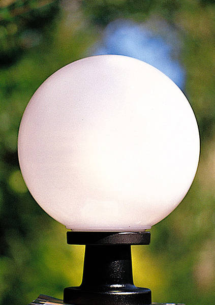 200mm 40w Es Globe Light Opal