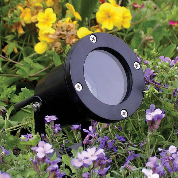 Garden halogen spotlight gu10 product photo aloadofball Choice Image