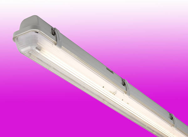 Anti Corrosive Fluorescent Fittings Ip65 Rated Ip 65