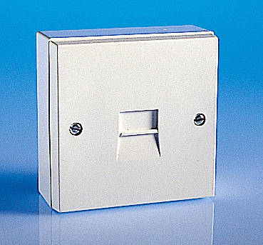 telephone wiring accessories master    telephone    socket surface  master    telephone    socket surface