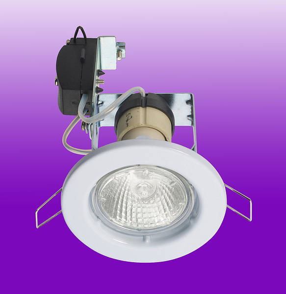 Mains halogen downlights gu10 product photo asfbconference2016 Image collections
