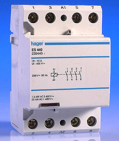 40 amp 4 pole contactor - 3 module four pole wiring diagram tracker four pole contactor diagram #1