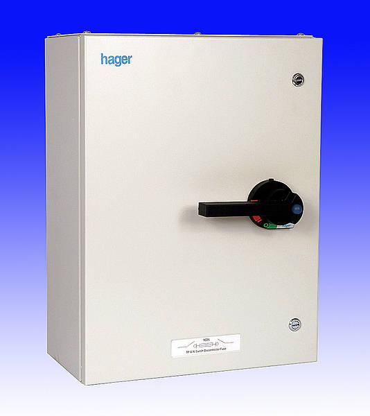 Hager Amp Mem Tp Amp N Switchfuses