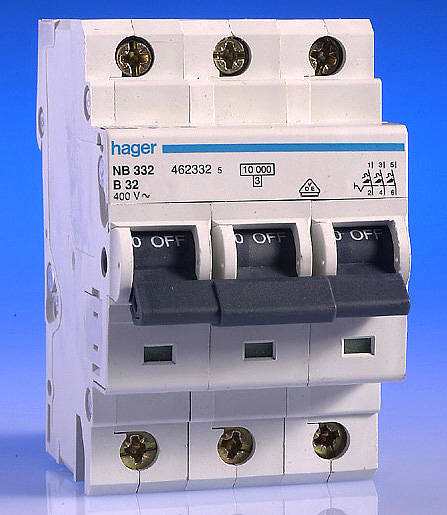 Hager Tp Amp N Distribution Boards And Mcb S Tp Type B Amp C