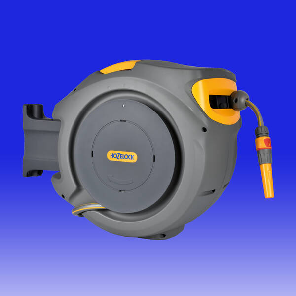 wall mounted auto reels the ultimate in hose management this wall