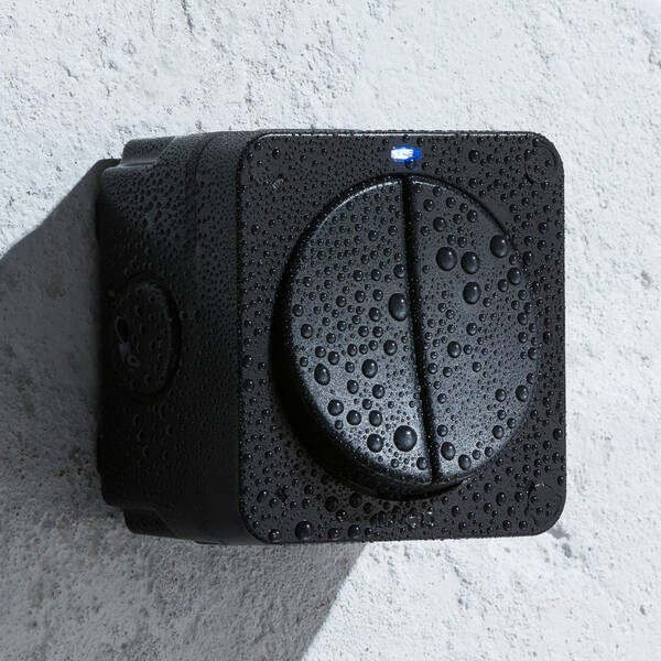 20a 2 Gang 2 Way Weatherproof Light Switch - Ip66