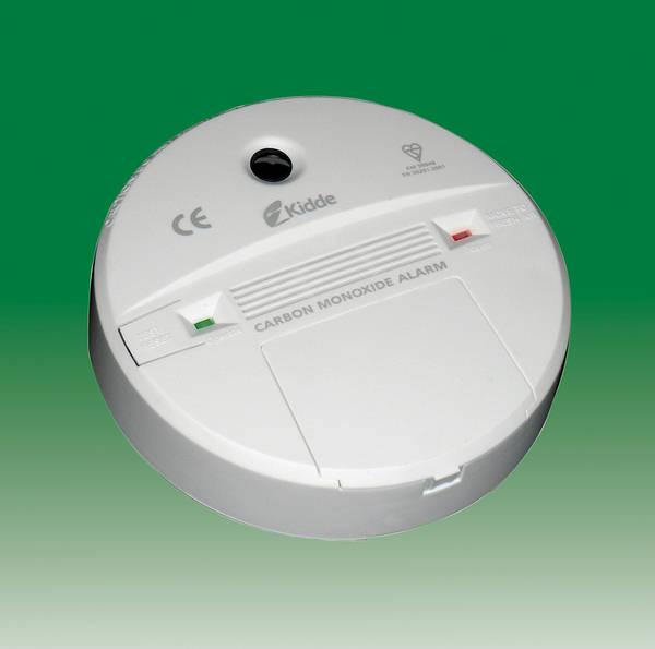 Kidde Battery Operated Digital Carbon Monoxide Alarm 900 0259