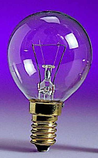 40w Ses E14 Oven Lamp Round