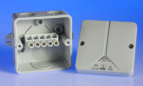 Moulded & Weatherproof Boxes - Meeting IP66, IP67 and IP56 Glands