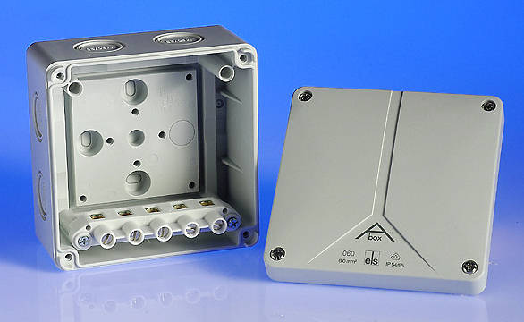 40 Amp Weatherproof Junction Box