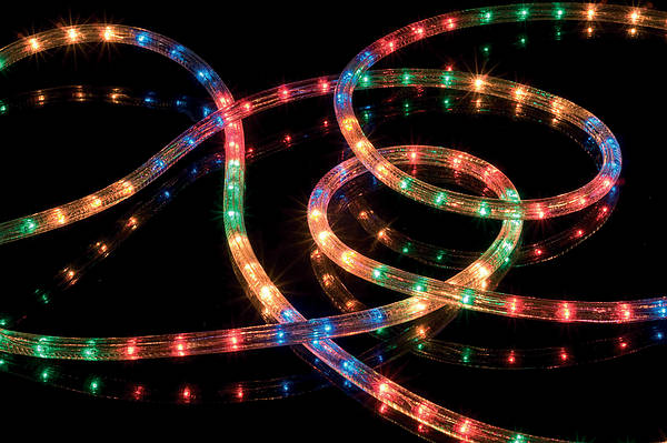 Sequential Christmas Lights