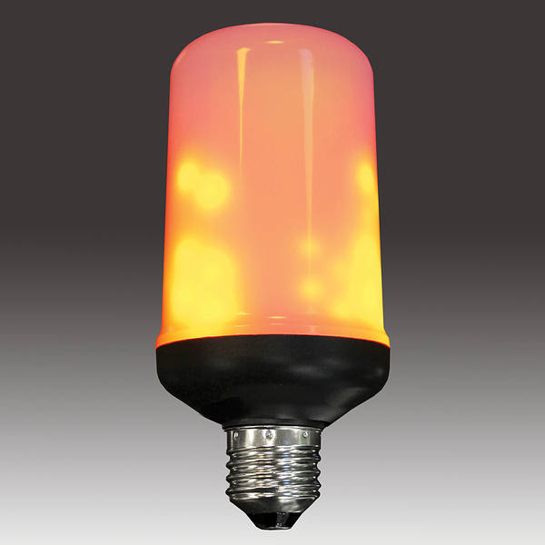 Led Flame Effect.Flame Effect Led Lamp Es E27 For Upward Lanterns