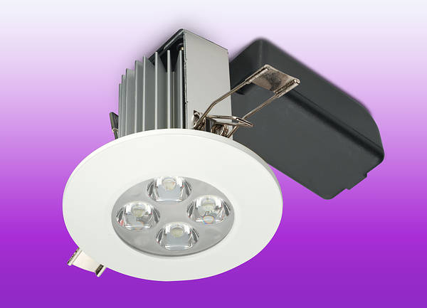 Led Fire Rated Downlight Dimmable Ip66 Warm White