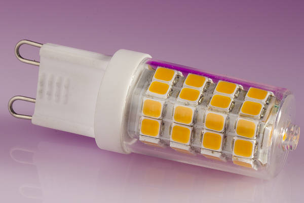 G9 3.5w LED Capsule Lamp - Warm White = 40w Halogen G9