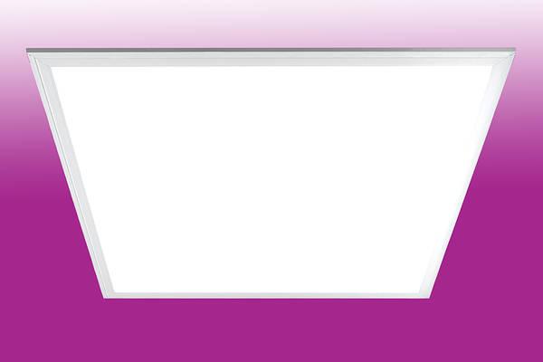 super slim led panel light 40w c w driver warm white. Black Bedroom Furniture Sets. Home Design Ideas