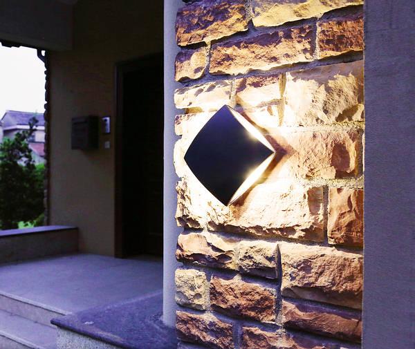 Lutec pilo wall light