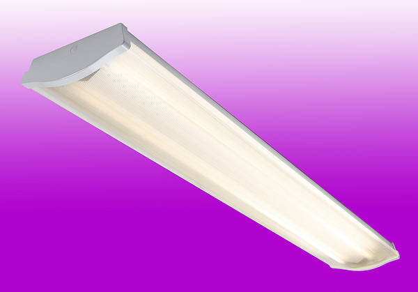 Surface Modular Fluorescent Fittings