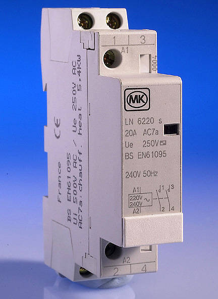 contactors rh tlc direct co uk Start Stop Contactor Wiring Diagram Start Stop Contactor Wiring Diagram
