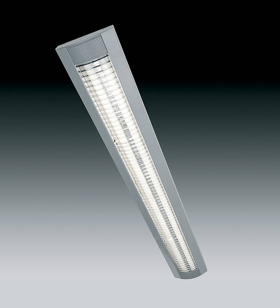 Product photo description 5ft twin 58w high frequency fluorescent fitting