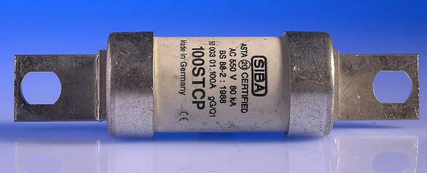 40 Amp Fuse >> HRC Cartridge Fuses BS88