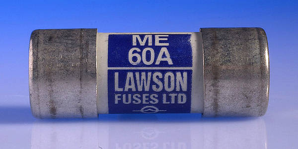 60 Amp House Service Fuse