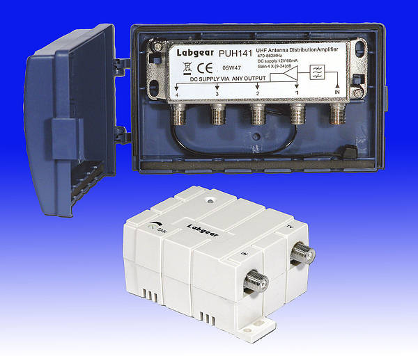 4 Way Masthead Amp C W Power Supply