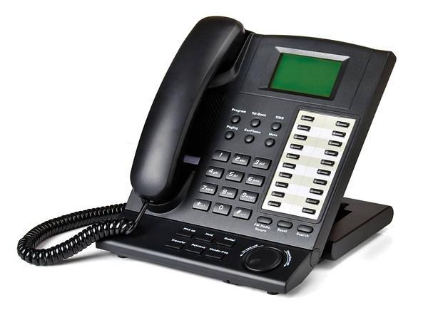 Key Phone Compatible With The Ks308 Amp Ks416 Black