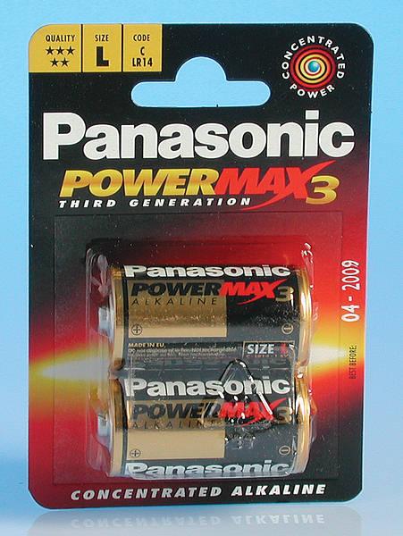 Lr14 C Mn1400 Alkaline Batteries Pack Of 2