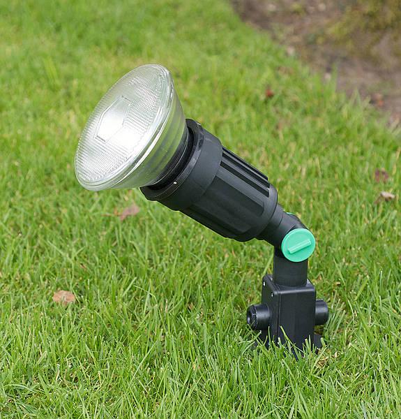 Single Garden Spike Spot Par38 Es