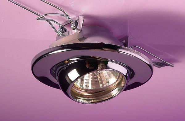how to change halogen downlights