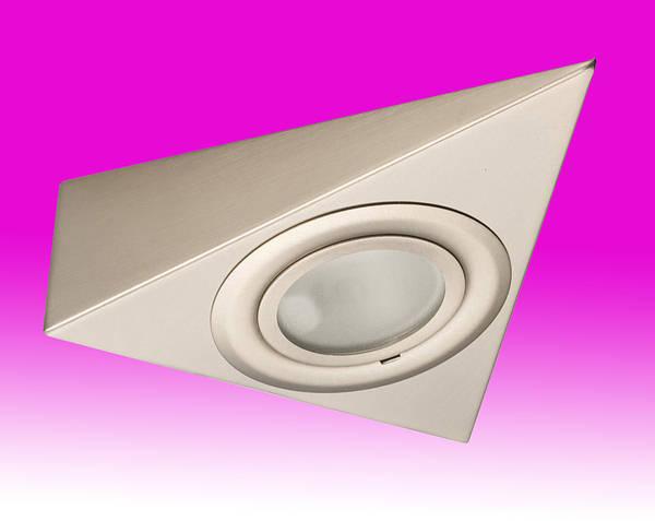 Triangular Under Cupboard Halogen Lights