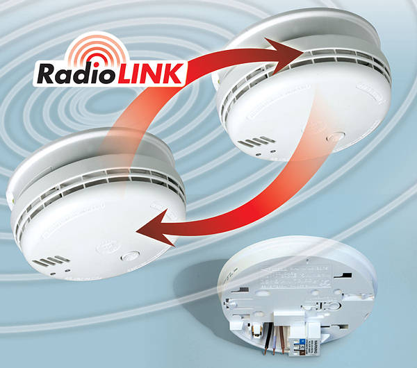Radio Link Smoke Alarms - Radiolink wireless