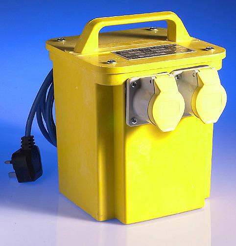 Site Transformer 2 Outlets 3000w 110v
