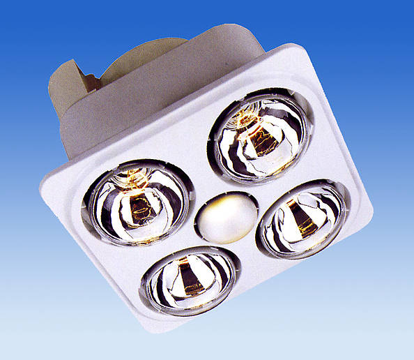 Bathroom Lights Extractor Fans heat light and extractor fan