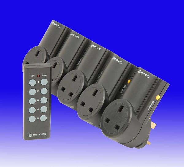 remote controlled 13 amp sockets. Black Bedroom Furniture Sets. Home Design Ideas