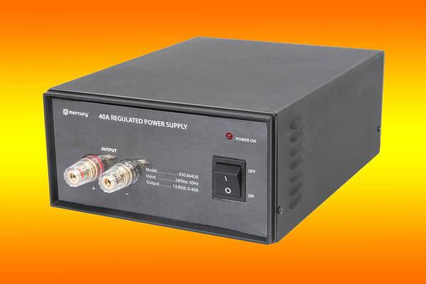 Bench Top Power Supply 40a 13 8v Dc